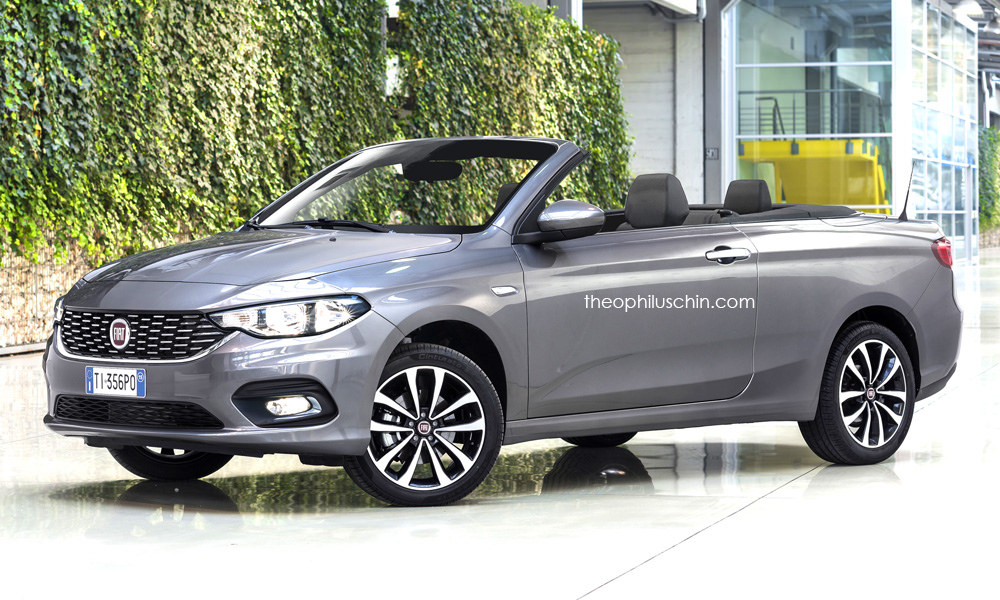 Dear Fiat, Please DON'T Build the Tipo Cabriolet ...