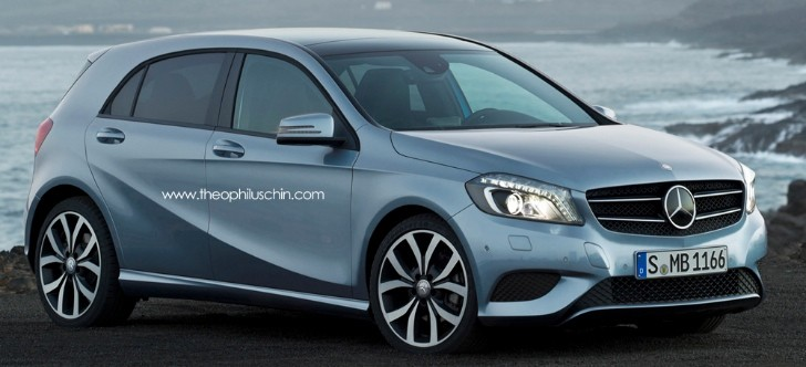 Dear Mercedes: You Simply Must Build a Supermini Like This
