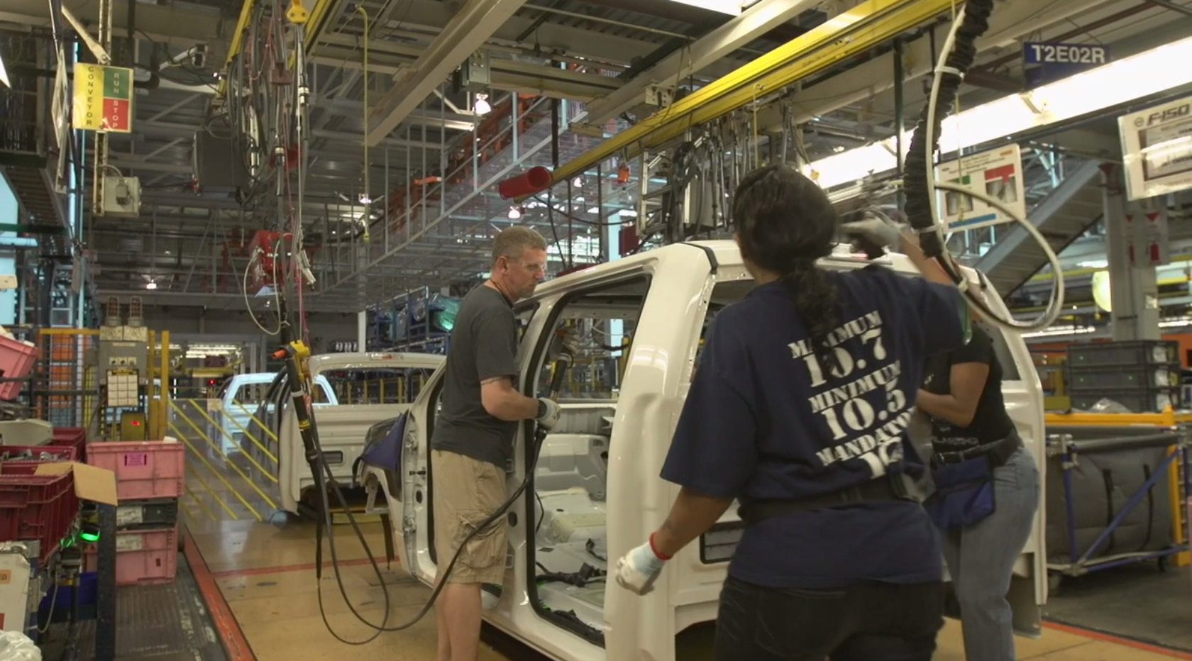 New Ford F150 >> Dearborn Truck Plant Gears Up to Assemble the 2015 Ford F-150 Pickup Truck - autoevolution
