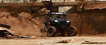 Death-Defying Polaris RZR XP1000 Gymkhana Will Take Your Breath Away [Video]