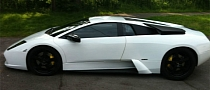 Decent-Looking Lamborghini Murcielago Replica For Sale