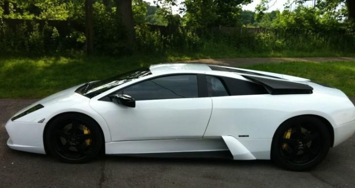Decent Looking Lamborghini Murcielago Replica For Sale