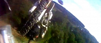 Decked by an Enduro Bike [Video]