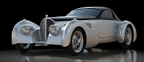 Delahaye Presents the Bugatti Type 57S Bella Figura Coupe