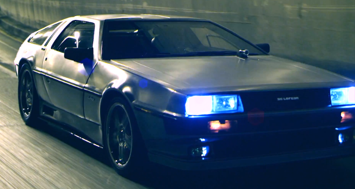 DeLorean, a Car for Thrift Shop Hipsters [Video]