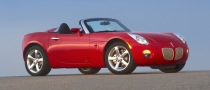 DeLorean to Use Pontiac Solstice GXP Coupe Platform