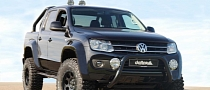 Delta 4x4 VW Amarok Beast Off-Road Kit Introduced