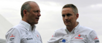 Dennis Praises Whitmarsh for McLaren Role
