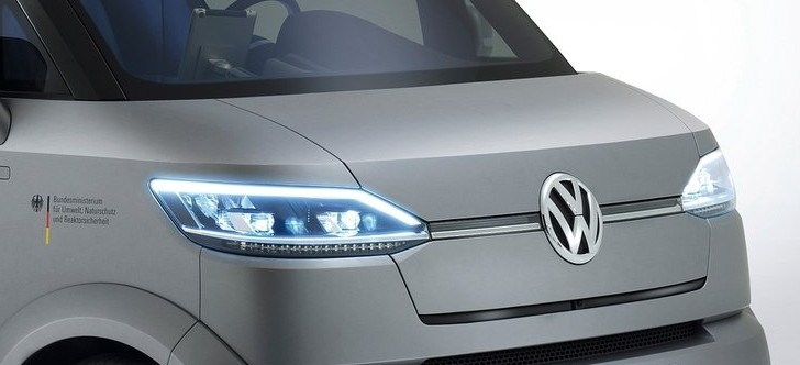 Junk Cars Detroit >> Design of Next Volkswagen Phaeton to Inspire Future Design Language - autoevolution