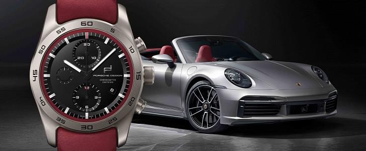 Design Your Own Porsche Timepiece to Match the Porsche in Your Driveway