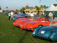 The Woodward Dream Cruise started as a fund raiser for a local field in 1995
