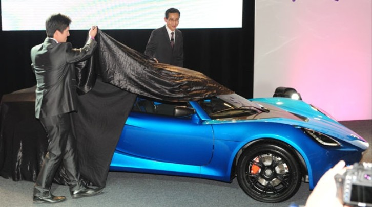 Detroit Electric Launches New Sport EV [Photo Gallery]