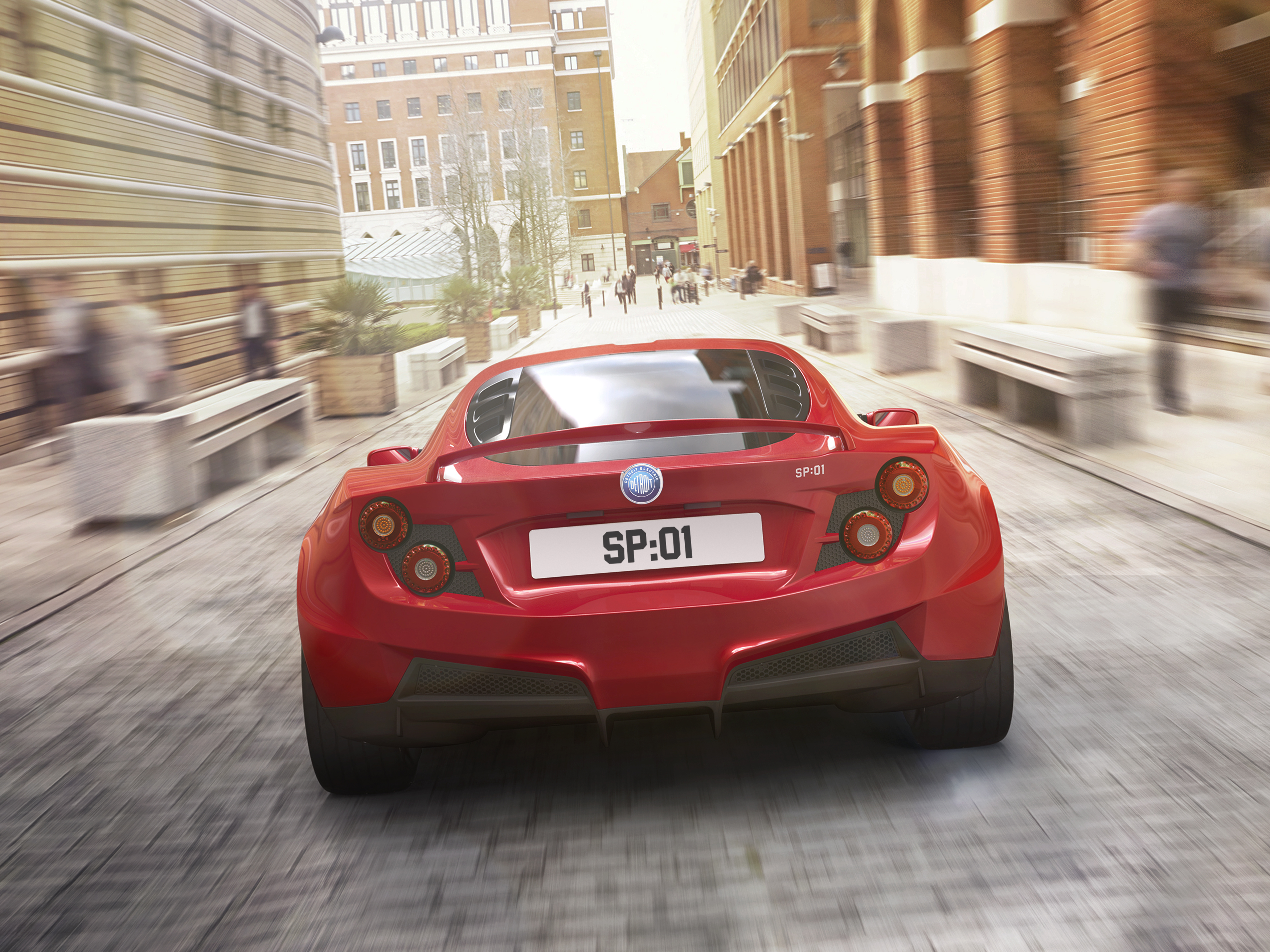Detroit Electric SP Teased Again Its Looking Like A Mashup Of - Small sports cars for sale