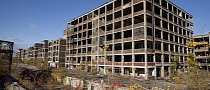 Detroit's Packard Plant Headed For Auction