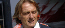 Di Montezemolo Angry with Slow Teams