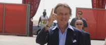 Di Montezemolo Congratulates Ferrari Engineers Before Summer Break
