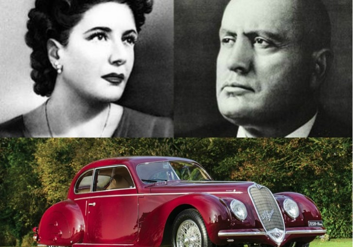 Dictator Benito Mussolini Gave His Mistress This Alfa Romeo Photo Gallery