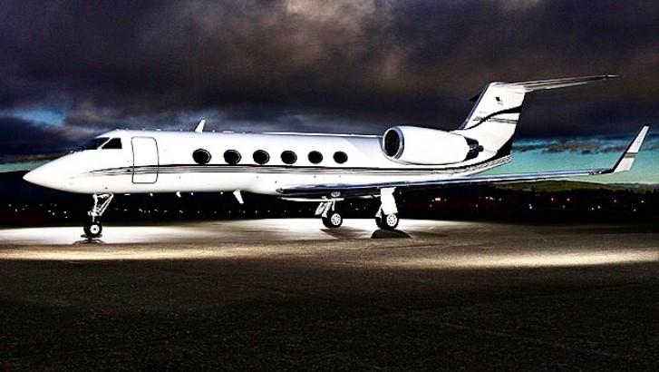 Did Dan Bilzerian Just Buy A Gulfstream Iv Airplane