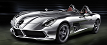 Did Rihanna Buy a Mercedes Benz SLR Stirling Moss for Chris Brown?