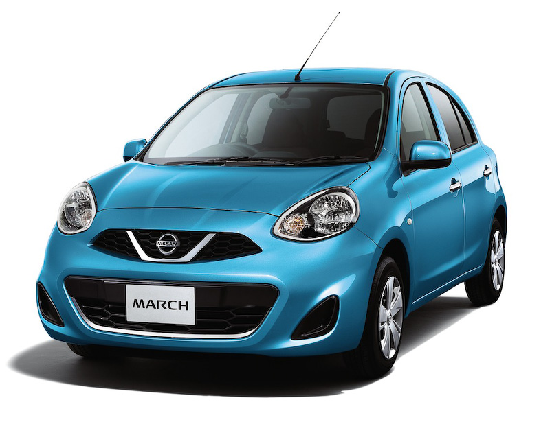 Did You Know Nissan Micra Has AllWheel Drive in Japan