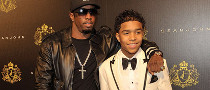 Diddy's Son Gets A Maybach for His Sweet 16