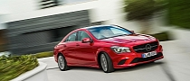 Diesel Mercedes CLA Not Coming to US