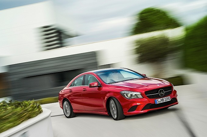diesel mercedes cla not coming to us autoevolution. Black Bedroom Furniture Sets. Home Design Ideas