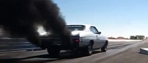 Diesel-Powered Chevrolet Chevelle Blows 9 Seconds of Quarter Mile Smoke [Video]