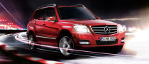 Diesel US-spec GLK Expected in 2012