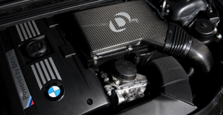 Dinan Announces New BMW 1M Coupe Parts
