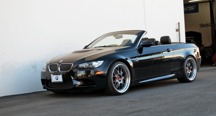 Dinan BMW E93 M3 Makes Us Think About Summertime