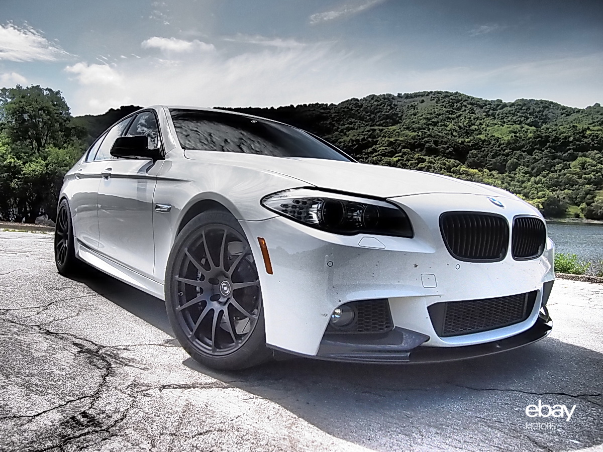 Dinan Signature S3 BMW F10 550i Review by eBay Motors - autoevolution