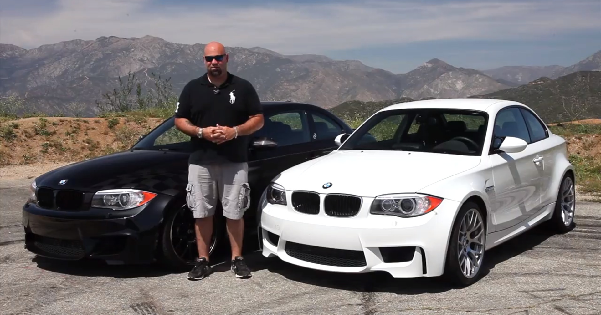 3 Photos Military Wrap Bmw 1m Coupe
