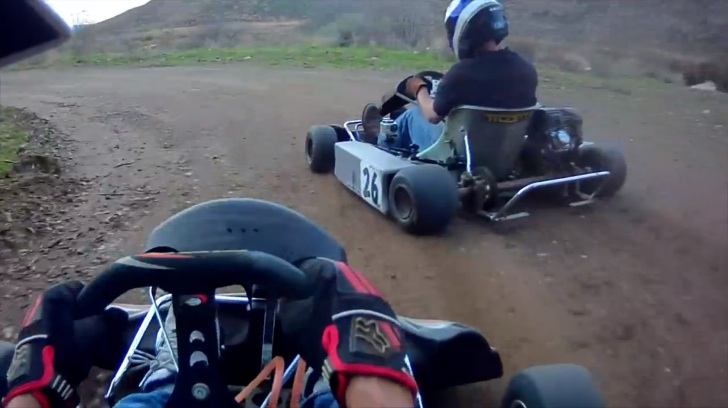 dirt track go karting something you should try before arthritis