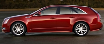 Disappointing Sales Sentence the Cadillac CTS Wagon to Be Axed!