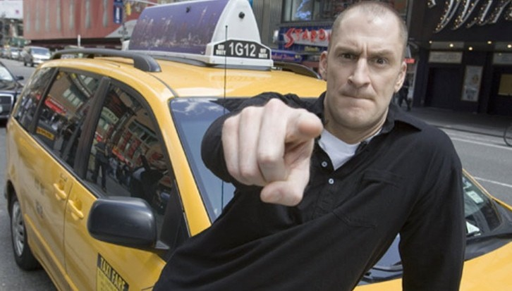 discovery channel s cash cab host ben bailey buys tesla