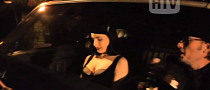 Dita Von Teese Looks All Hot in '70 Chevy Corvette [Video]