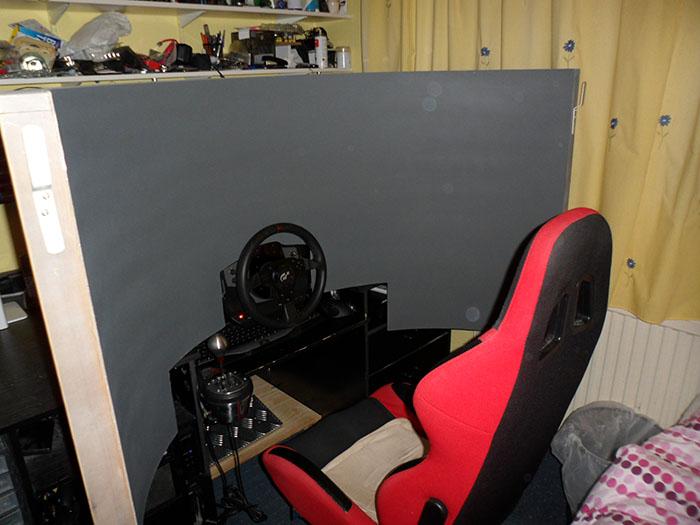 Racing Game Build Car