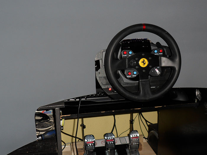 Diy Wraparound Screen Gt6 Racing Simulator It S Like You
