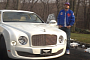 DJ Envy Buys a White Bentley Mulsanne