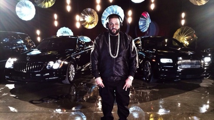 Dj Khaled Shows Off Murdered-Out Maybach, Wraith and ...