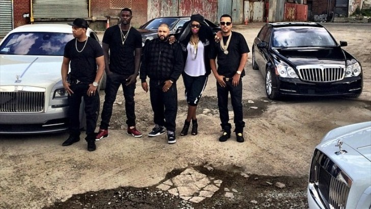 Upcoming Car Shows >> DJ Khaled's New Video Will Have Maybach, Wraith and Bentley In It - autoevolution