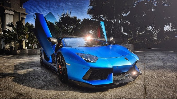 DMC Aventador: Photo Shoot in Malaysia [Photo Gallery]