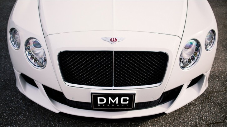 DMC Bentley Continental GTC Duro Teaser