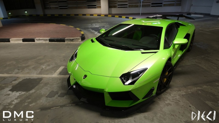 DMC Introduces Lamborghini Aventador DIECI, Won't Sell It  [Photo Gallery]