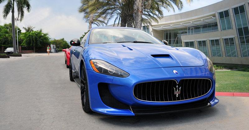 DMC Reveals 590 HP Sovrano Maserati GranTurismo - autoevolution