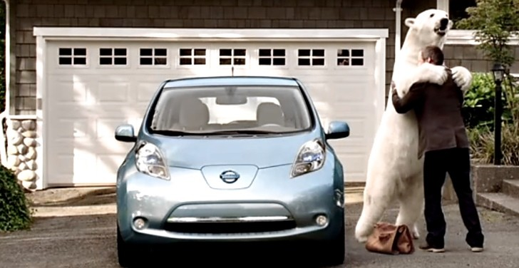 Do Polar Bears Really Love Nissan Leaf Owners?