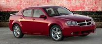Dodge Avenger, Chrysler Sebring to Get Through 2010