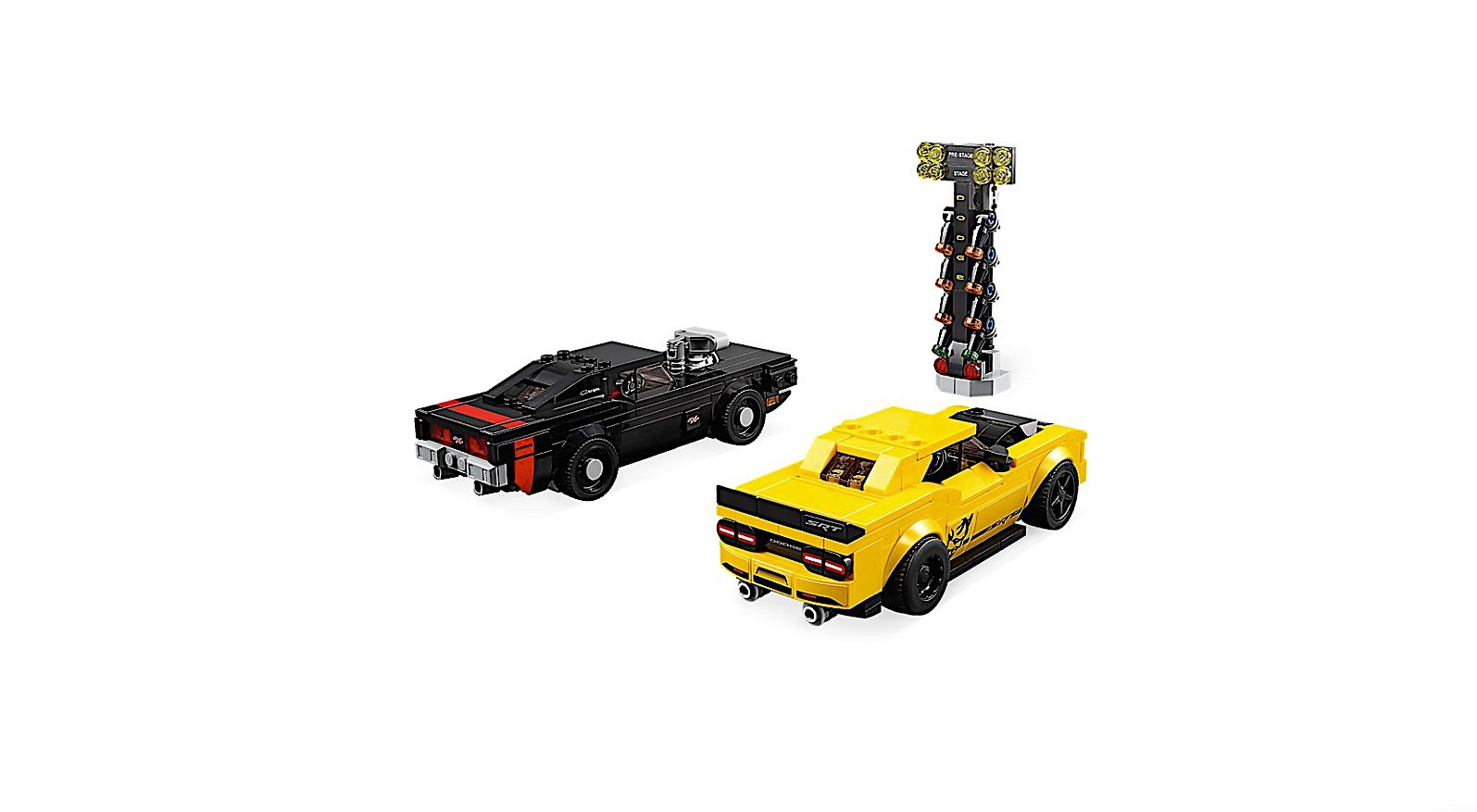 dodge brings the demon to toy world srt hits lego s speed. Black Bedroom Furniture Sets. Home Design Ideas
