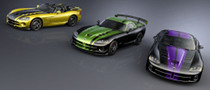 Dodge Builds Dealer-Spec Unique Vipers